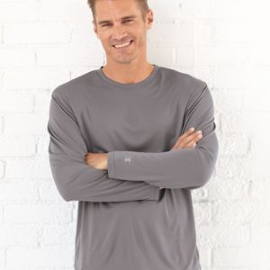 Double Dry Performance Long Sleeve T-Shirt Thumbnail