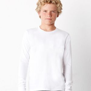 Youth Long Sleeve Jersey Tee Thumbnail