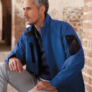 Glacier Mini-Ripstop Jacket with Polar Fleece Lining Thumbnail