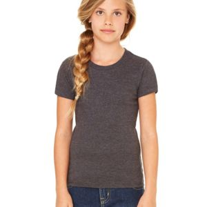 Girls' Short Sleeve Jersey Tee Thumbnail