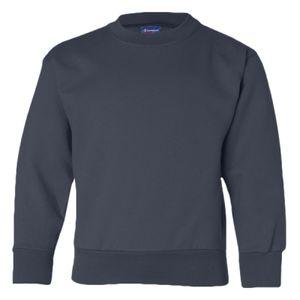 Double Dry Eco Youth Crewneck Sweatshirt Thumbnail