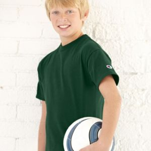 Youth Short Sleeve Tagless T-Shirt Thumbnail