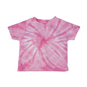 Cyclone Tie Dye Toddler T-Shirt Thumbnail