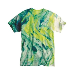 Youth Marble Tie Dye T-Shirt Thumbnail