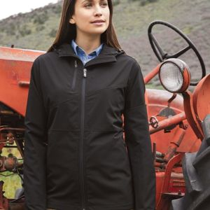 Women's Ascent Hooded Soft Shell Jacket Thumbnail
