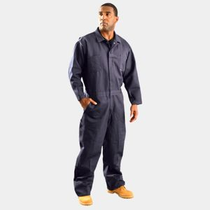 Men's Classic Indura® Flame Resistant HRC 2 Coverall Thumbnail