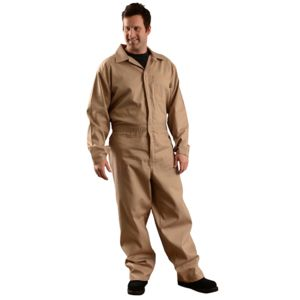 Men's Value Cotton Flame Resistant HCR 1 Coverall Thumbnail