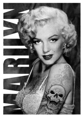 RS9226 marilyn tatto