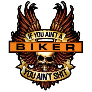 RS415528 If you ain't a biker Thumbnail