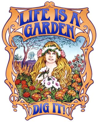 RS415011 Life Is a Garden