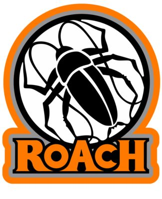 RS002 RoAcH Sign Logo