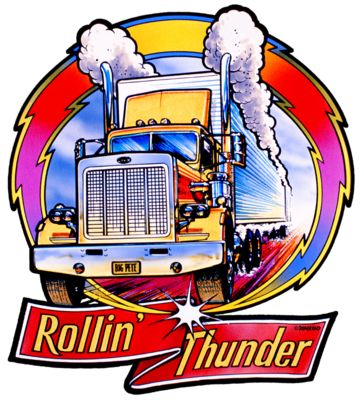 RS350262 Rollin Thunder