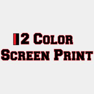 2 Color Screen Print Thumbnail