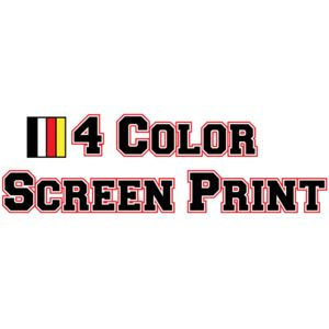 4 Color Screen Print Thumbnail