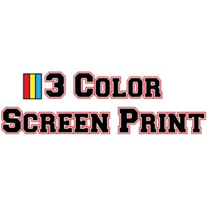 3 Color Screen Print Thumbnail